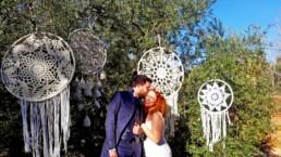 Atrapasueños para bodas