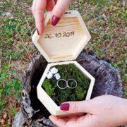 Caja porta anillos 5