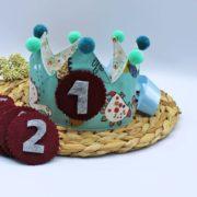 corona cumpleaños 2